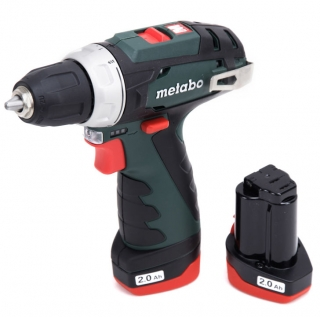 Aku šroubovák METABO PowerMaxx BS Basic 600080500